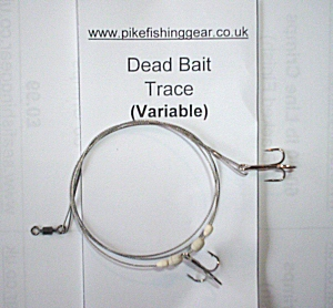 Buy Pike Traces for Sea Fishing online from SEA FISHING SUPPLIES ONLINE