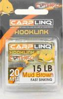 Buy Fast Sinking 15lb Mud Brown 20m from Seafishinggear