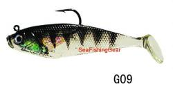 Buy Black Head Shad (4 Pack) from Seafishinggear