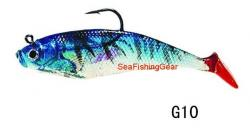 Buy Blue Head Shad (4 Pack) from Seafishinggear