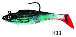 Buy Black Head Shad (4 Pack)
